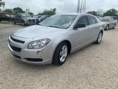 2012 Chevrolet Malibu for sale at Bayou Motors Inc in Houma LA