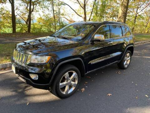 2012 Jeep Grand Cherokee for sale at Crazy Cars Auto Sale in Jersey City NJ