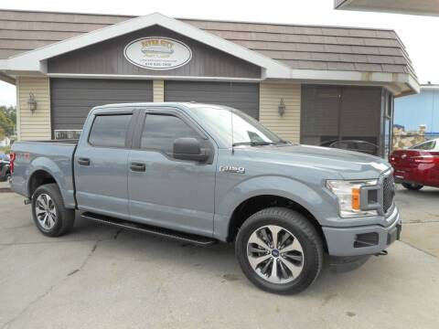 2019 Ford F-150 for sale at River City Auto Center LLC in Chester IL