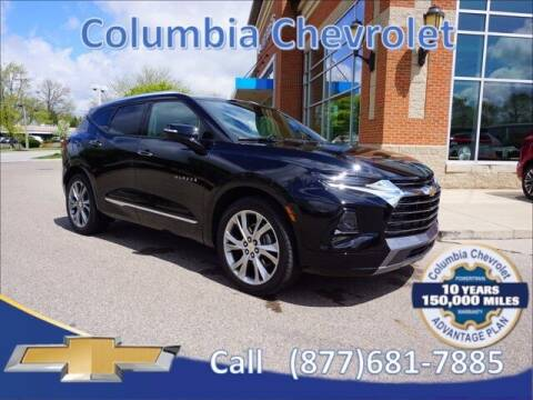 2019 Chevrolet Blazer for sale at COLUMBIA CHEVROLET in Cincinnati OH