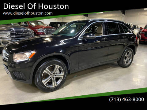 2019 Mercedes-Benz GLC for sale at Diesel Of Houston in Houston TX