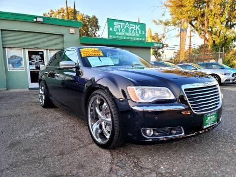 2013 Chrysler 300 for sale at Stark Auto Sales in Modesto CA