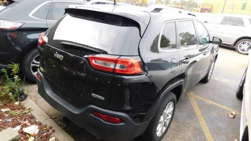 2014 Jeep Cherokee Latitude 4dr SUV - Detroit MI