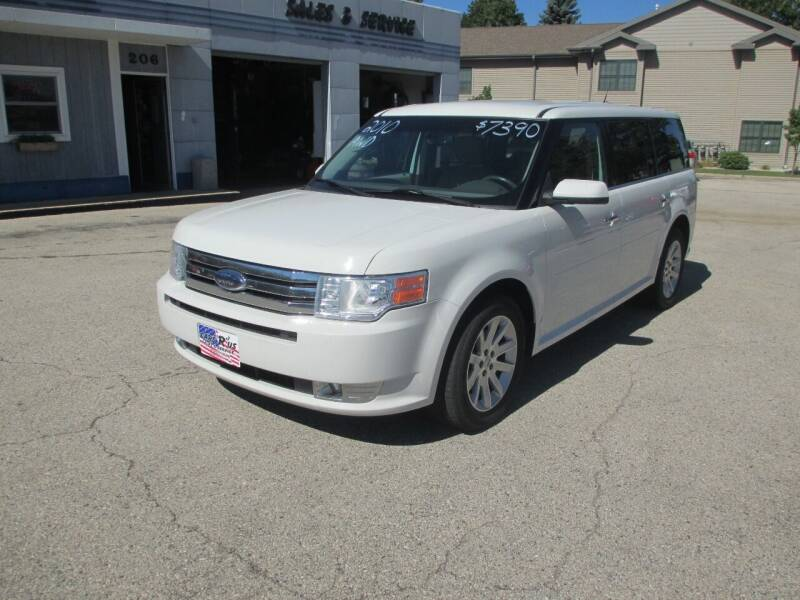 2010 Ford Flex for sale at Cars R Us Sales & Service llc in Fond Du Lac WI