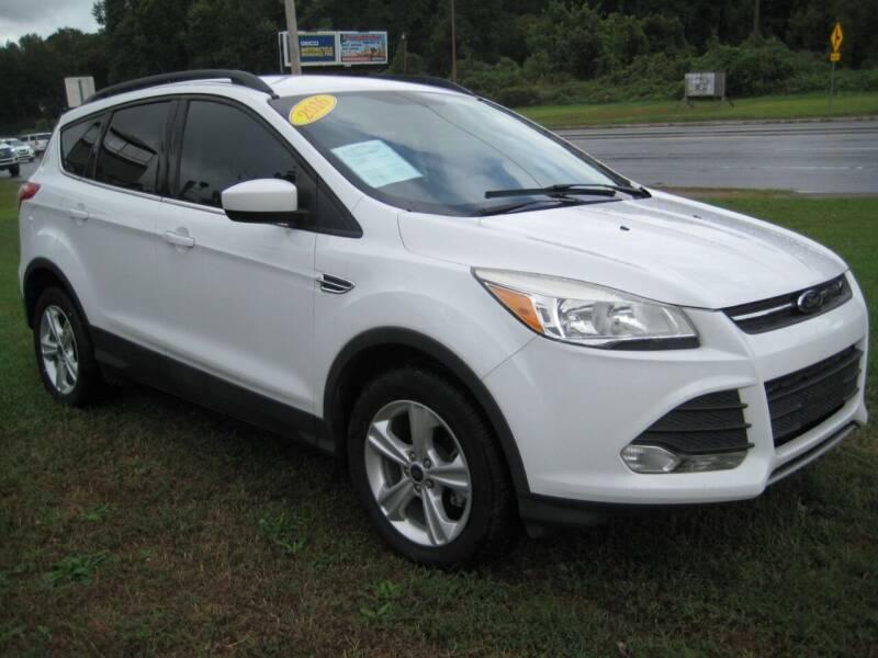 2016 Ford Escape for sale at Carland Enterprise Inc in Marietta GA
