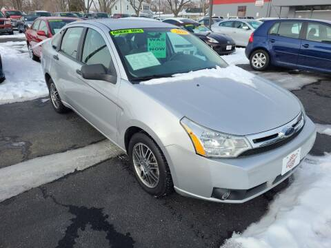 2010 Ford Focus for sale at Stach Auto in Edgerton WI