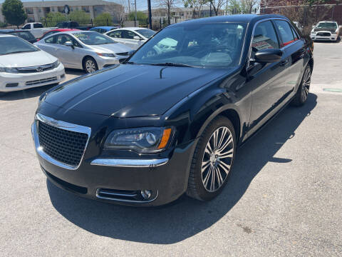 2013 Chrysler 300 for sale at Legend Auto Sales in El Paso TX