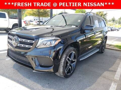 2018 Mercedes-Benz GLS for sale at TEX TYLER Autos Cars Trucks SUV Sales in Tyler TX