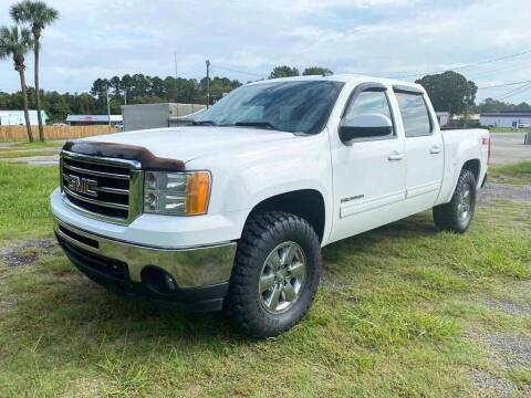 2012 GMC Sierra 1500 for sale at Scruggs Motor Company LLC in Palatka FL
