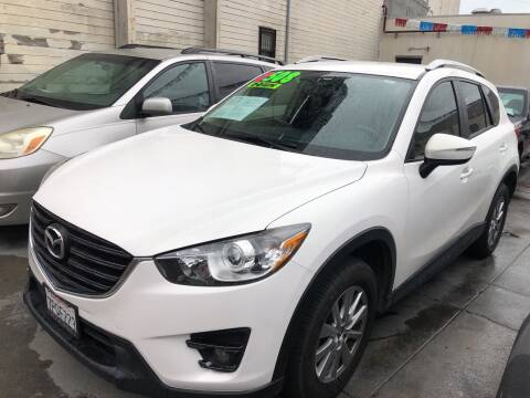 2016 Mazda CX-5 for sale at Excelsior Motors , Inc in San Francisco CA