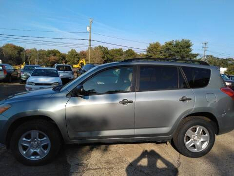 2008 Toyota RAV4 for sale at Guilford Auto in Guilford CT