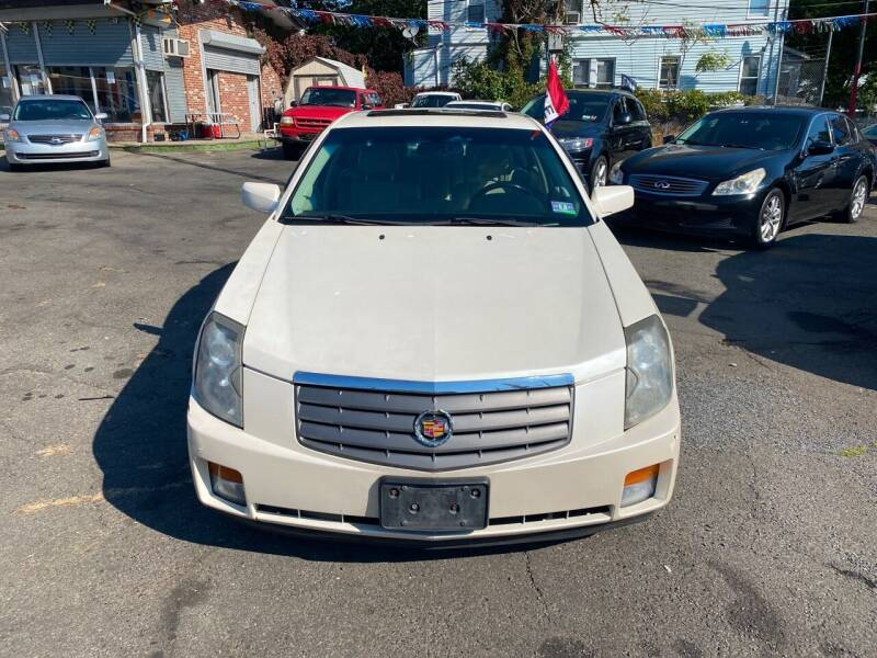 2005 Cadillac CTS for sale at Rallye  Motors inc. in Newark NJ