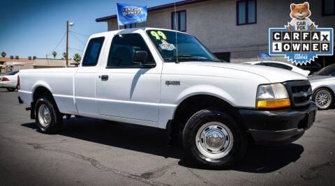 1999 Ford Ranger for sale at Sahara Pre-Owned Center in Phoenix AZ