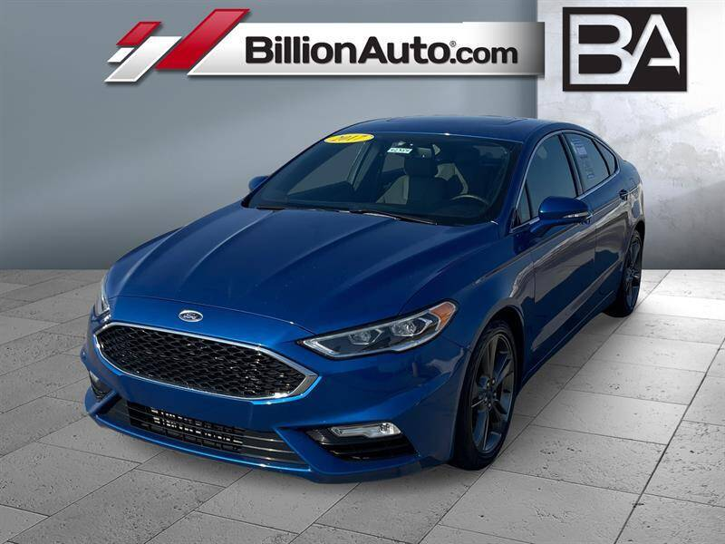 2017 Ford Fusion for sale in Iowa City, IA