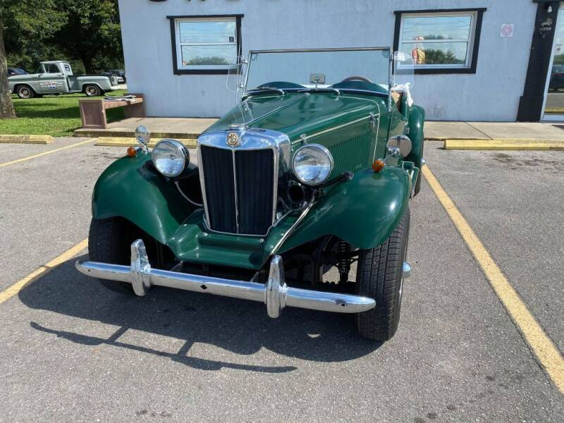 1953 MG TD for sale at Executive Automotive Service of Ocala in Ocala FL