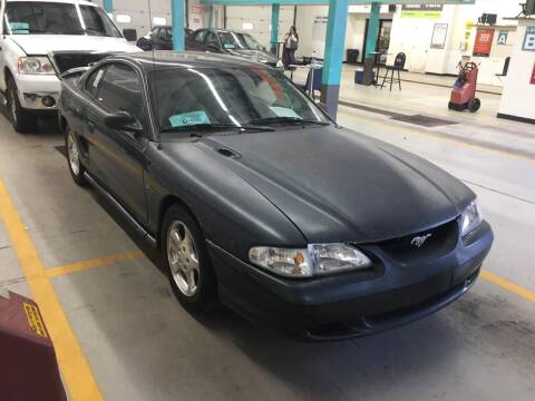 1998 Ford Mustang for sale at Geareys Auto Sales of Sioux Falls, LLC in Sioux Falls SD