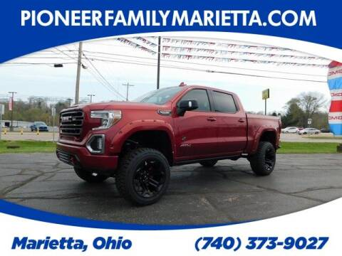 2021 GMC Sierra 1500 for sale at Pioneer Family preowned autos in Williamstown WV