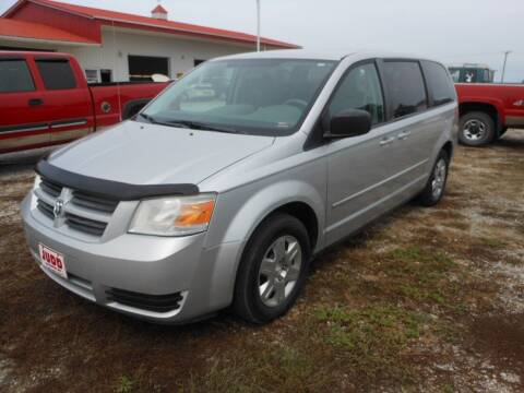 2009 Dodge Grand Caravan for sale at JUDD MOTORS INC in Lancaster MO