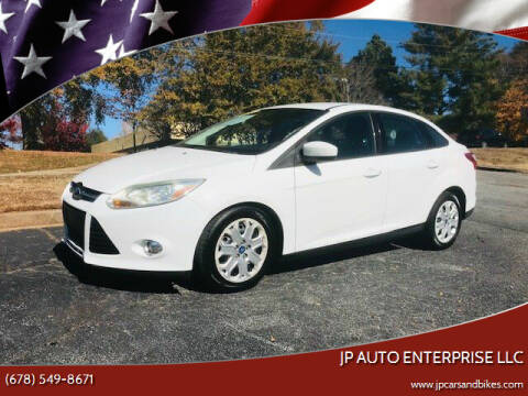 2012 Ford Focus for sale at JP Auto Enterprise LLC in Duluth GA