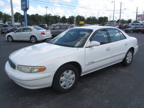 2001 Buick Century for sale at Blue Book Cars in Sanford FL