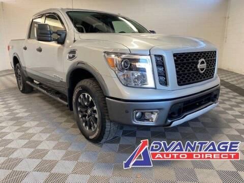 2017 Nissan Titan for sale at Advantage Auto Direct in Kent WA