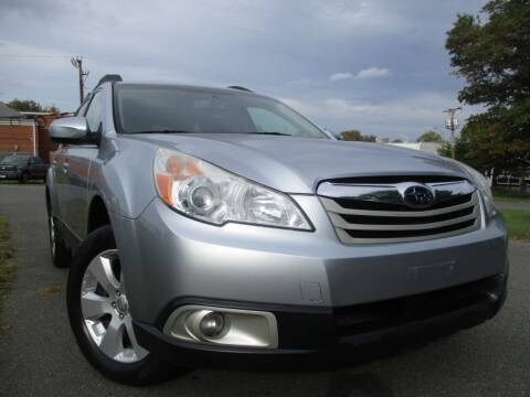 2012 Subaru Outback for sale at A+ Motors LLC in Leesburg VA