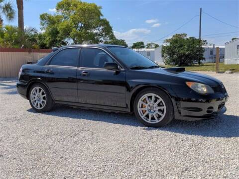 2006 Subaru Impreza for sale at Car Spot Of Central Florida in Melbourne FL