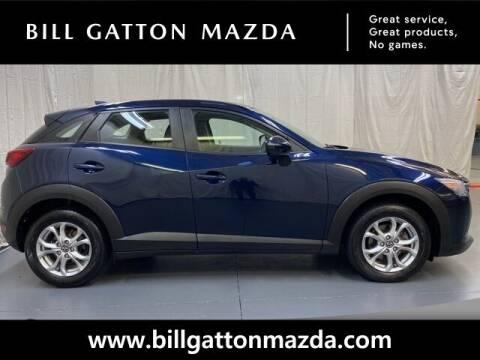 2016 Mazda CX-3 for sale at Bill Gatton Used Cars - BILL GATTON ACURA MAZDA in Johnson City TN
