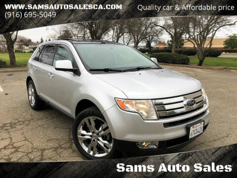 2010 Ford Edge for sale at Sams Auto Sales in North Highlands CA
