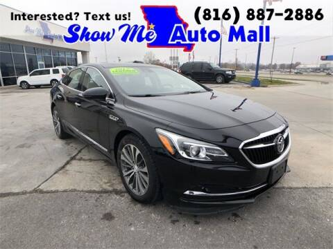 2017 Buick LaCrosse for sale at Show Me Auto Mall in Harrisonville MO