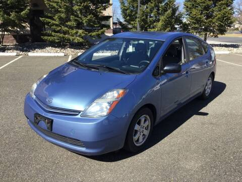 2007 Toyota Prius for sale at Bromax Auto Sales in South River NJ