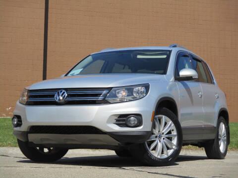 2013 Volkswagen Tiguan for sale at Autohaus in Royal Oak MI