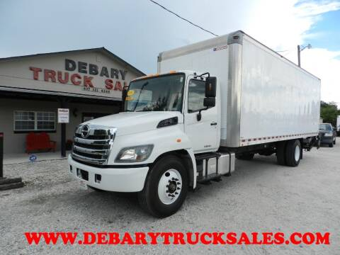 2016 Hino 268 for sale at DEBARY TRUCK SALES in Sanford FL