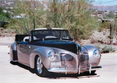 1940 Lincoln Continental for sale at Haggle Me Classics in Hobart IN