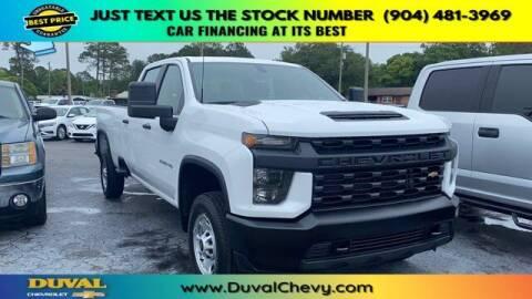 2021 Chevrolet Silverado 2500HD for sale at Duval Chevrolet in Starke FL