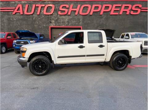 2007 GMC Canyon for sale at AUTO SHOPPERS LLC in Yakima WA