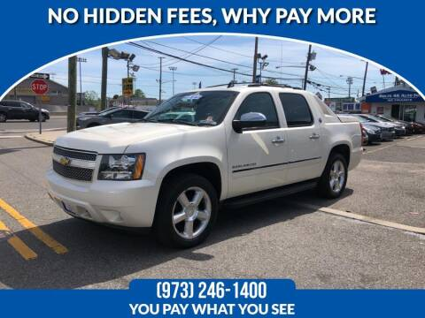 2013 Chevrolet Avalanche for sale at Route 46 Auto Sales Inc in Lodi NJ