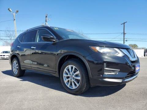 2017 Nissan Rogue for sale at All Star Mitsubishi in Corpus Christi TX
