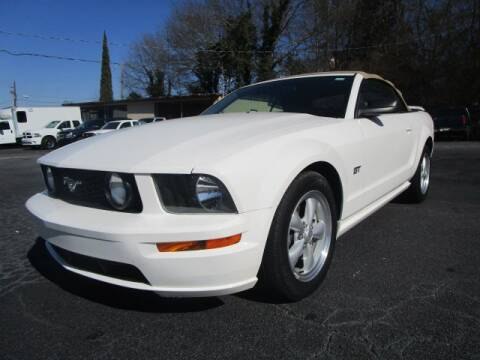 2008 Ford Mustang for sale at Lewis Page Auto Brokers in Gainesville GA