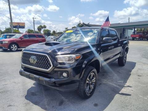 2018 Toyota Tacoma for sale at BC Motors PSL in West Palm Beach FL