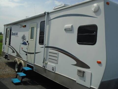 2007 Sunny Brook Brookside 320 FKS for sale at Lee RV Center in Monticello KY