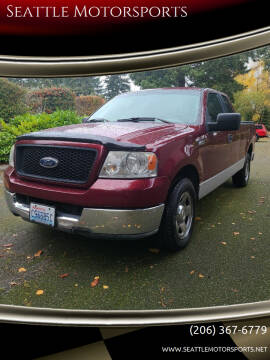 2005 Ford F-150 for sale at Seattle Motorsports in Shoreline WA