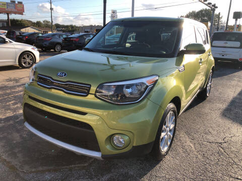2017 Kia Soul for sale at Beach Cars in Fort Walton Beach FL
