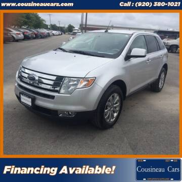 2010 Ford Edge for sale at CousineauCars.com in Appleton WI