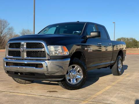2016 RAM Ram Pickup 2500 for sale at AUTO DIRECT Bellaire in Houston TX