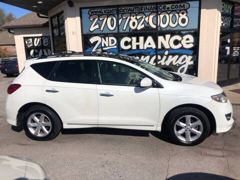 2009 Nissan Murano for sale at Kentucky Auto Sales & Finance in Bowling Green KY