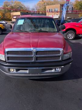 1999 Dodge Ram Pickup 2500 for sale at North Hill Auto Sales in Akron OH