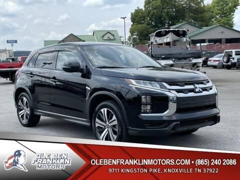 2020 Mitsubishi Outlander Sport for sale at Ole Ben Franklin Motors Clinton Highway in Knoxville TN
