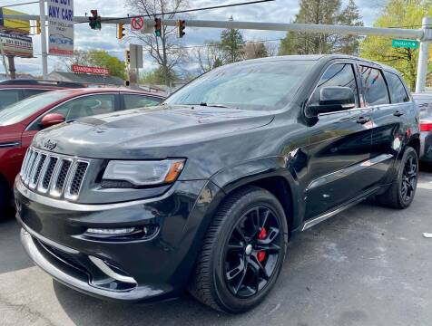 2014 Jeep Grand Cherokee for sale at WOLF'S ELITE AUTOS in Wilmington DE