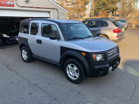 2007 Honda Element for sale at HZ Motors LLC in Saugus MA